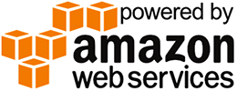 Powerd by AWS Cloud Computing
